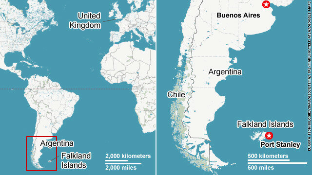 a history of the falkland islands in south america Located about 300 miles off the coast of south america in the southern atlantic ocean, the falkland islands are remote, wild, and beautiful the place is probably best known for being at the center of a conflict between the uk and argentina back in 1982, in what would become known as the falklands war.