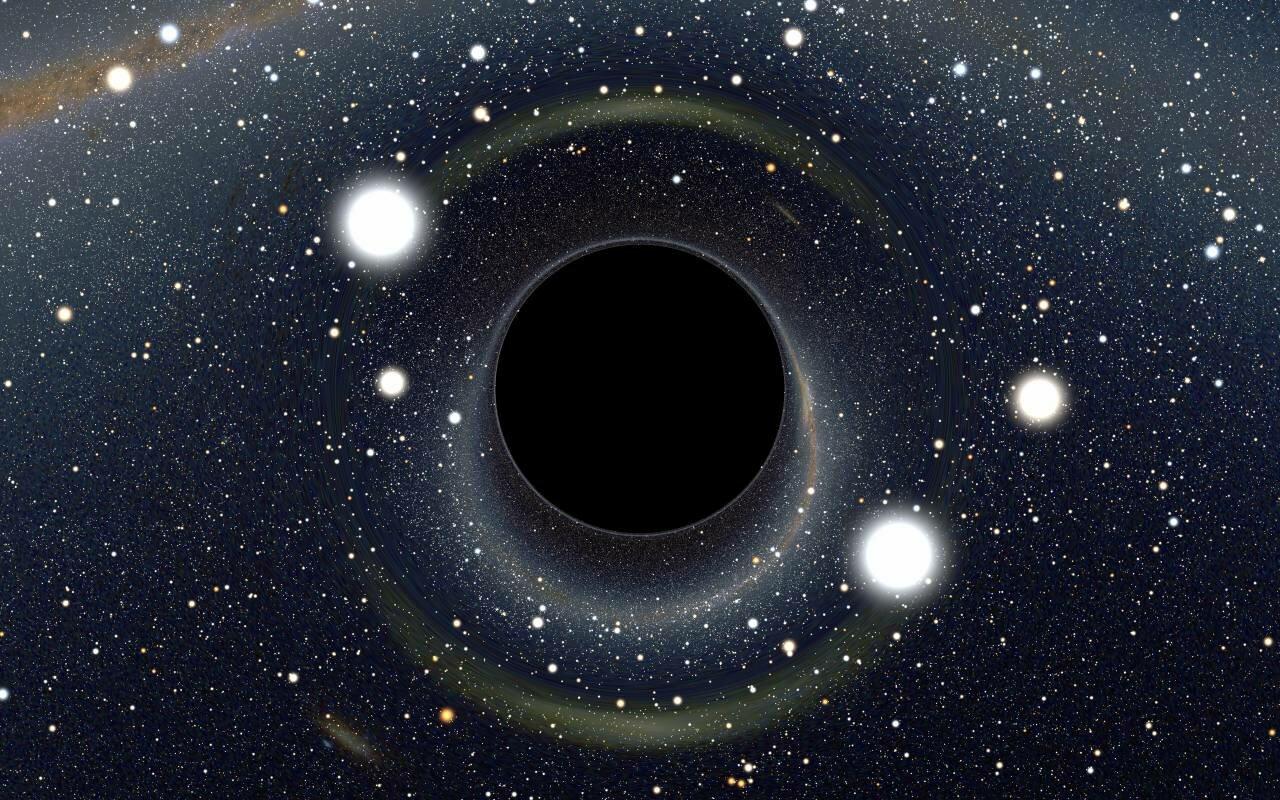 Формула черной дыры