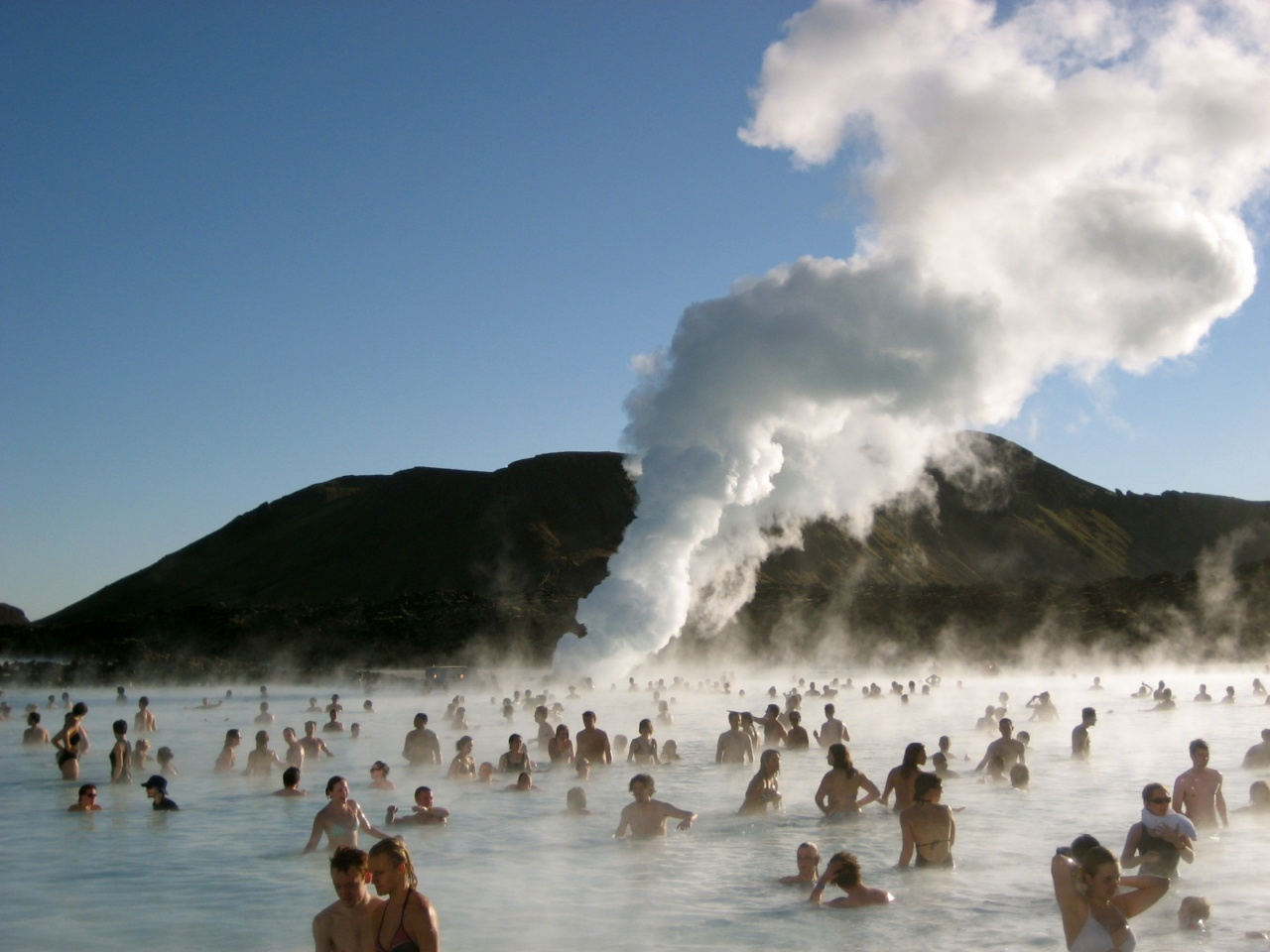 Голубая лагуна исландия косметика
