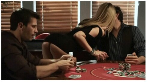 Правильная игра в покер
