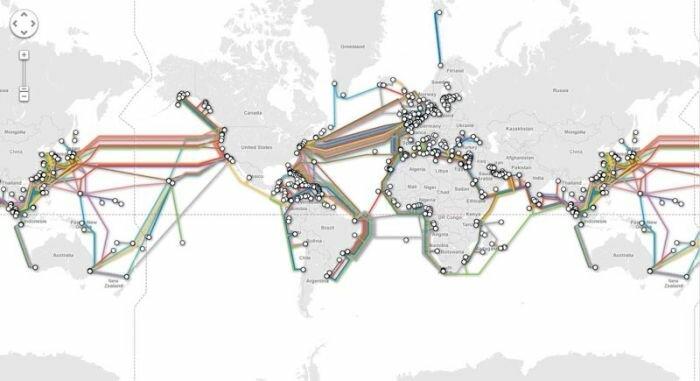 Как была создана всемирная сеть - интернет (9 фото)