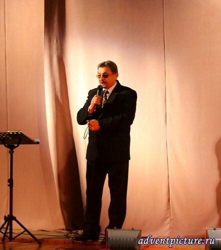 Вечер духовного пения. Слово Божье в песнях и мелодиях