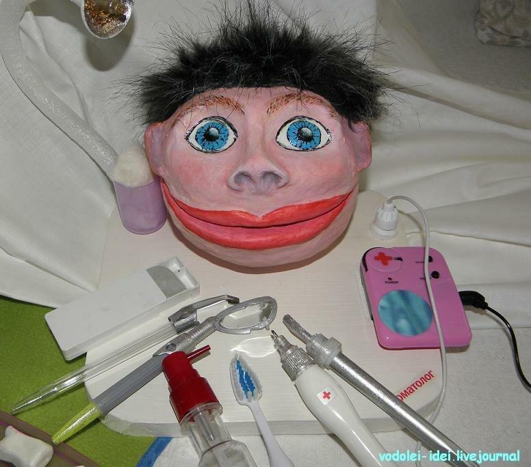 Если ваш ребенок боится стоматолога…