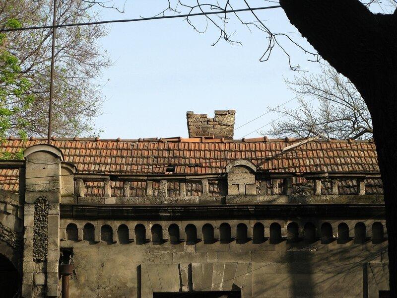 Кишинёвские крыши 1