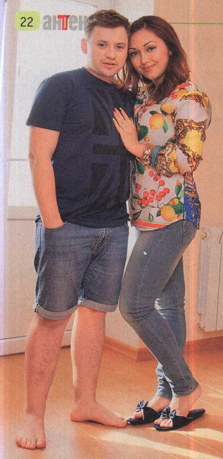 Андрей гайдулян с женой и детьми фото