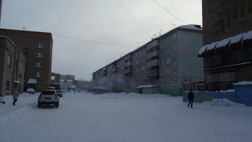 Фото города Инта №3549  Мира 59а, 61, 63 д/с