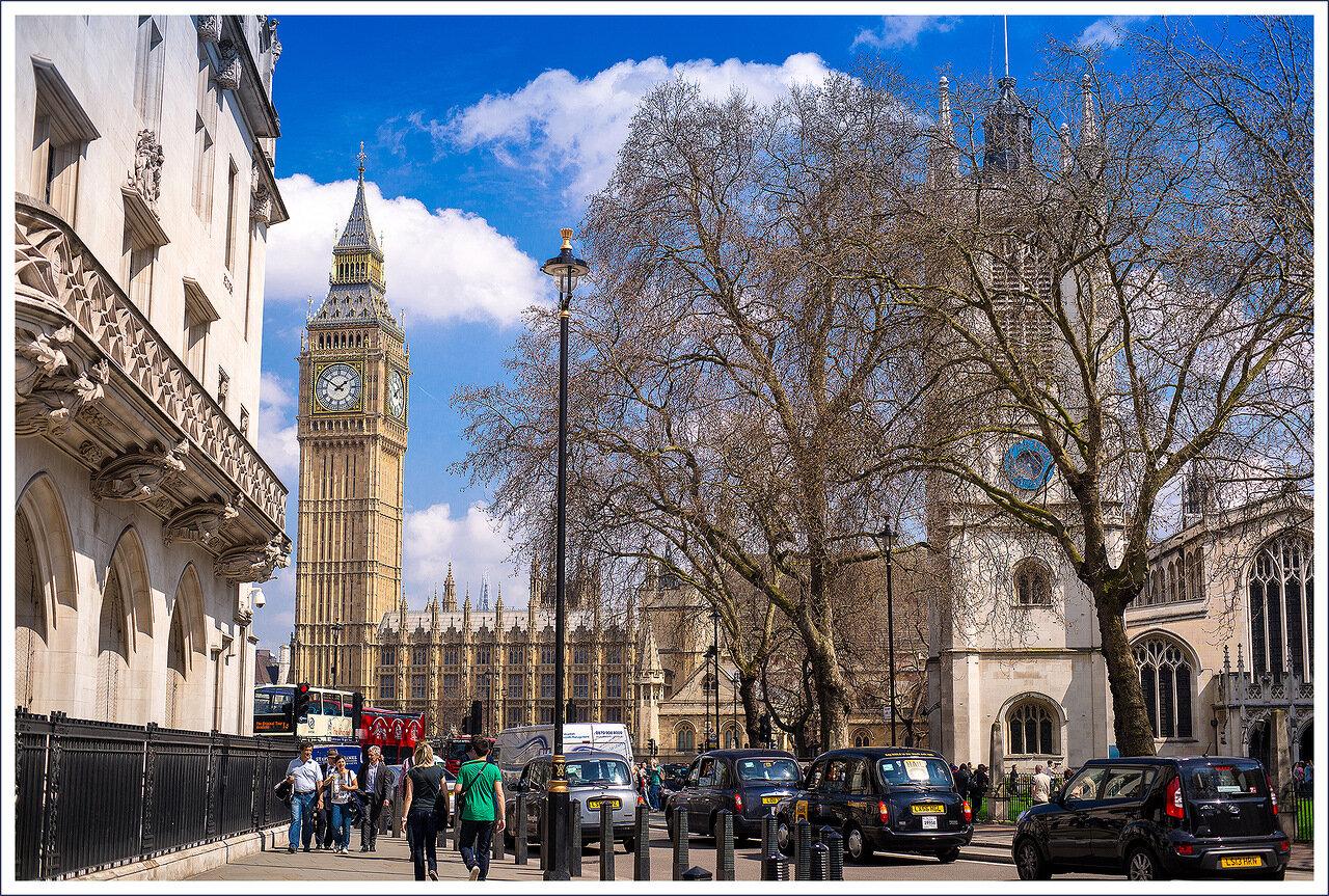 Поездка в Лондон, день 2 (Биг Бен, Лондой Ай и все такое :)): spalex5