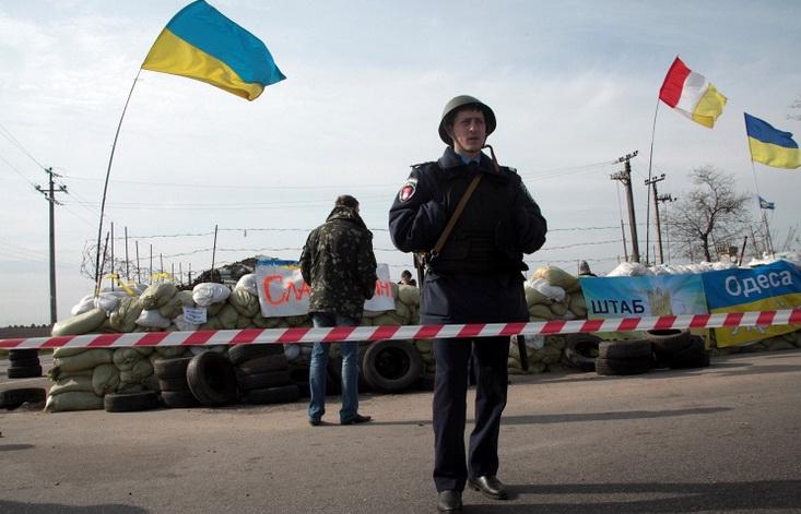 ВОдессе убит работник таможенной миссии ЕС— МВД