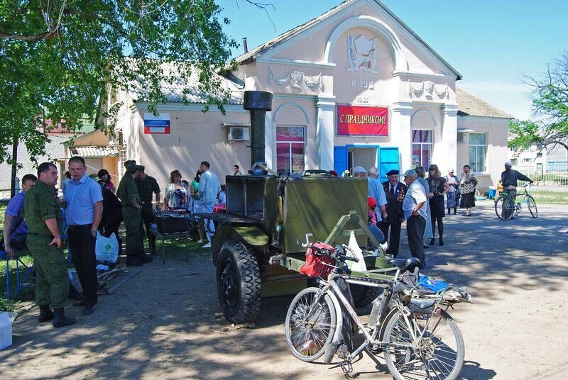 9.05.13 Прзаднование в хуторе Закутский