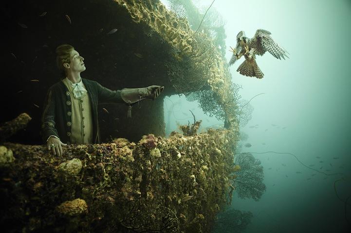 Морская жизнь аристократов Андреас Франке