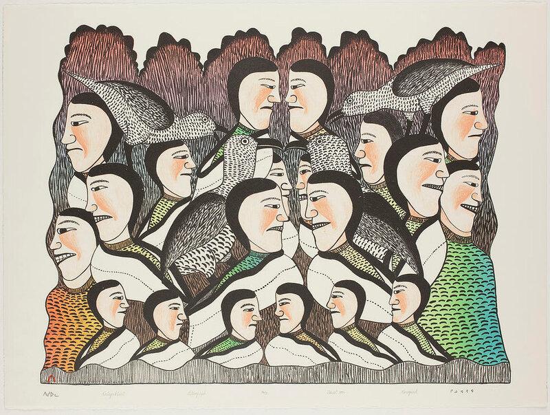 Katajaktuiit (Throat Singers Gathering)
