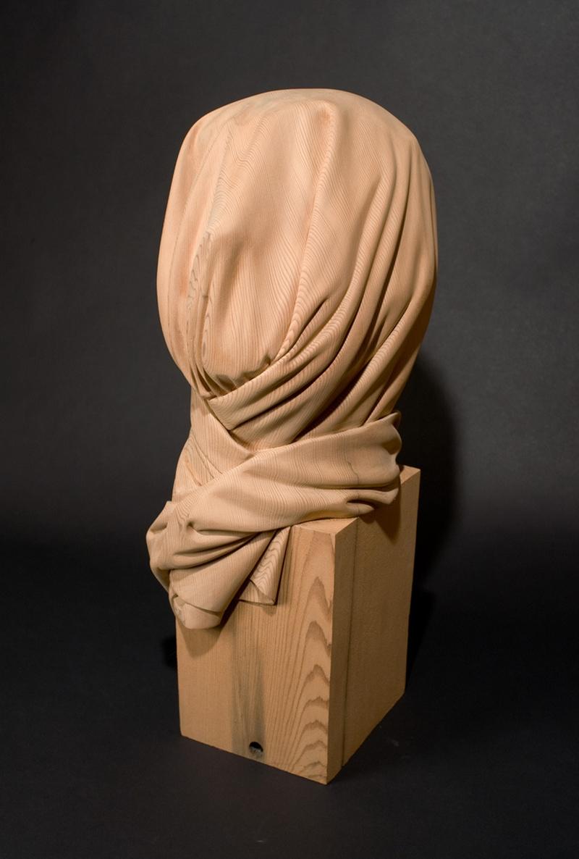 Деревянные скульптуры Дэна Уэбба (Dan Webb)