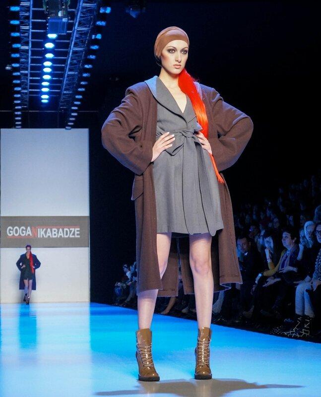 0 8175a ed3a55fb XL Goga Nikabadze на Mercedes Benz Fashion Week