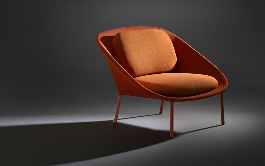 Мебель Netframe от английских дизайнеров Cate & Nelson