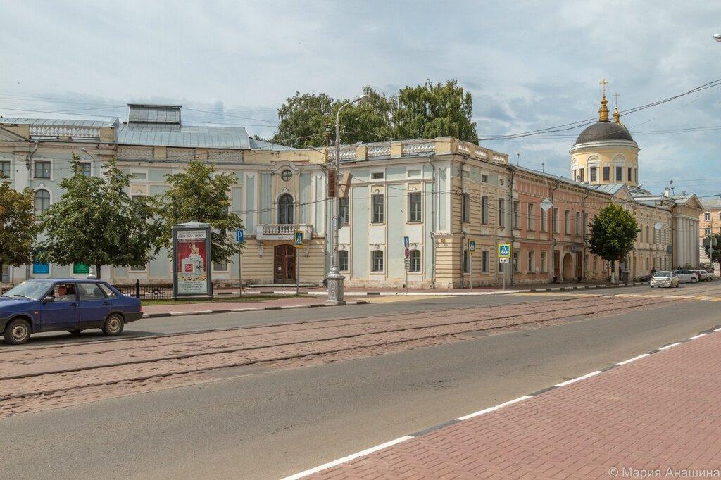 Угол площади Ленина и Советской улицы, Тверь