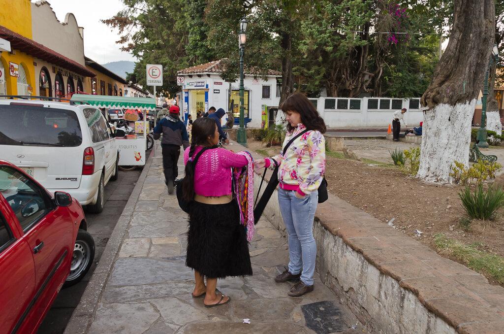 В Сан Кристобале самые дешевые сувениры. Цены на отдых в Мексике