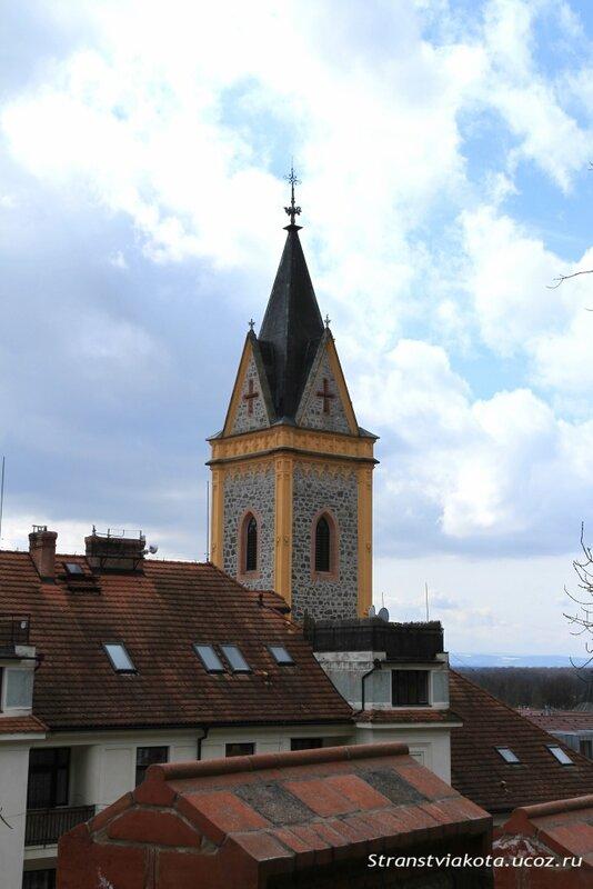 Южная, Богемия, Глубока над Влтавой
