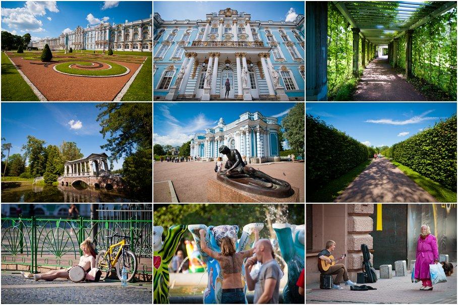 Санкт-Петербург - 6 день (Питер 2012-07-01)