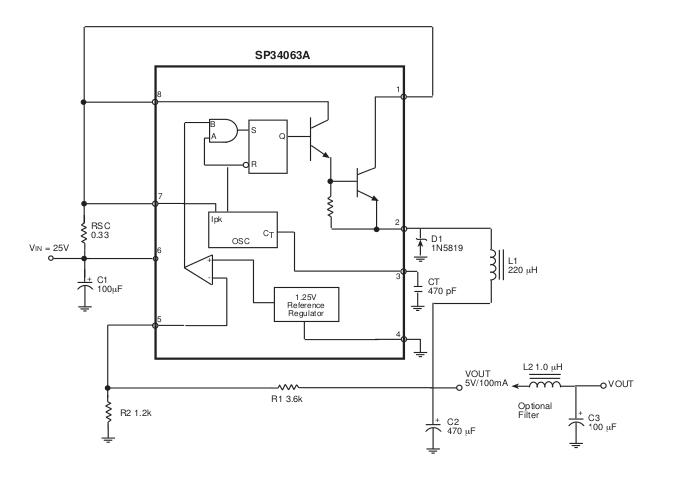 Схема зарядки