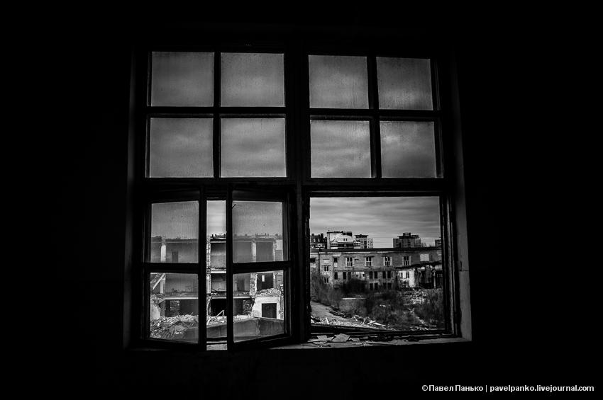 окно завод разруха панько pavelpanko