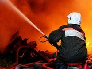 9 people rescued from fire in Nakhodka