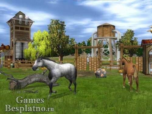 Wildlife Park 2: Долина лошадей