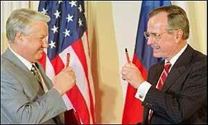 ЦРУ и американское посольство - к услугам Ельцина KM.RU