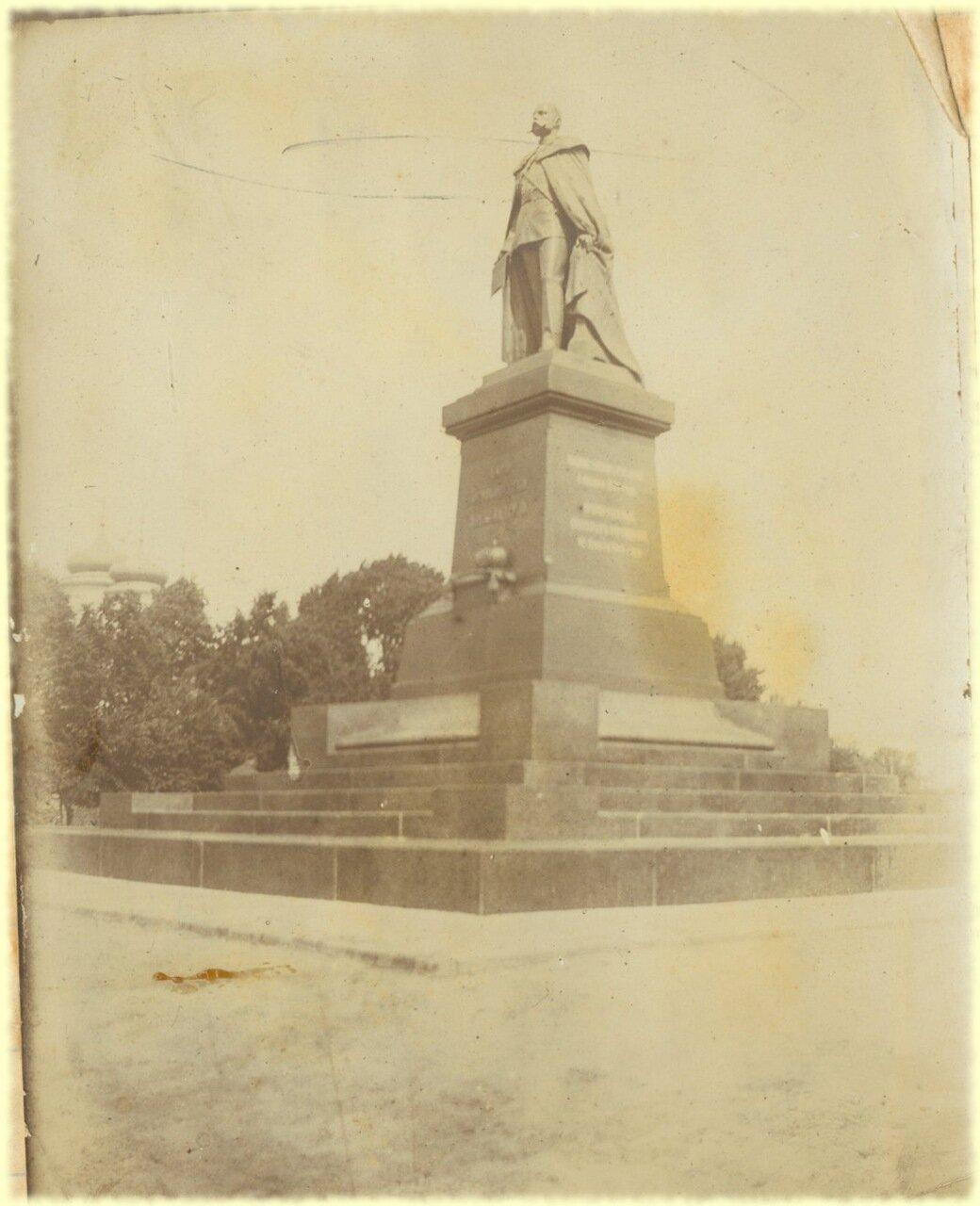 Памятник Александру II В Нижнем Новгороде