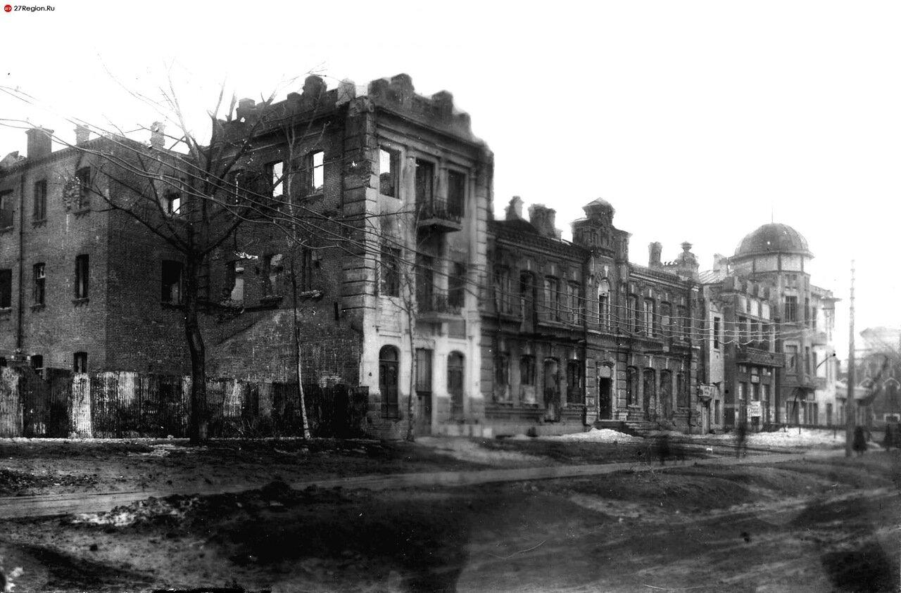 Хабаровск после 5 апреля 1920 года