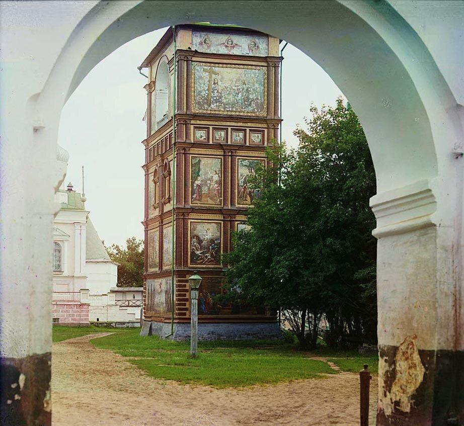 Колокольня Ипатьевского монастыря. 1910