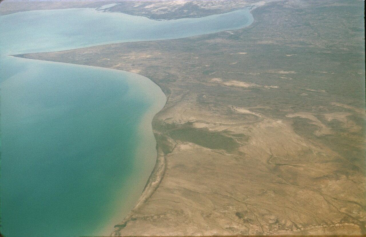 24. Берега Аральского моря