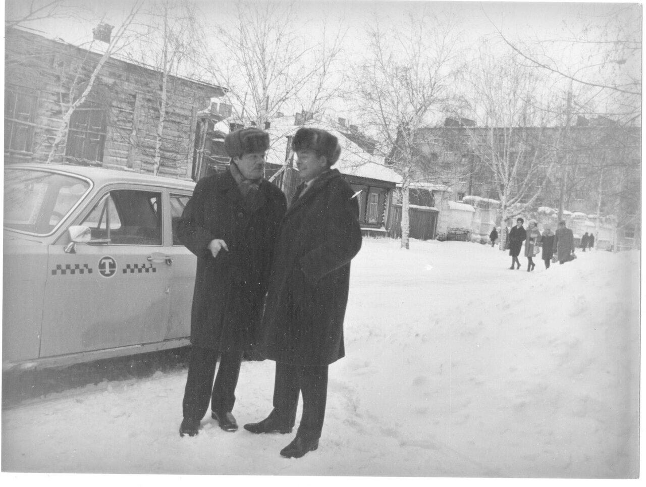 М.И. Пуговкин в Стерлитамаке