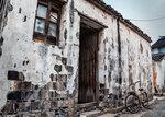 Старая дверь...