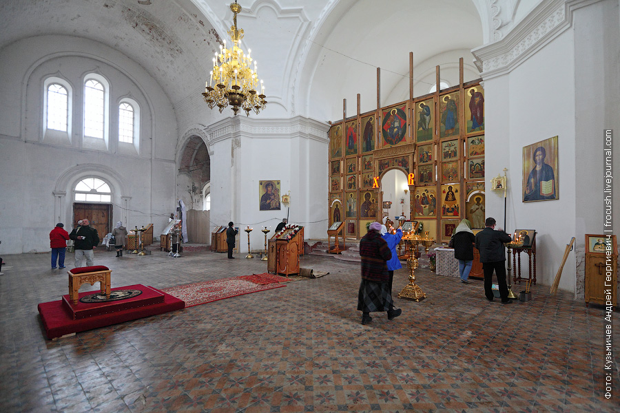 фото Троицкий собор в Уржуме