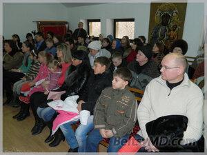 Вечер творчества Фридерика Шопена прошел в Бельцах