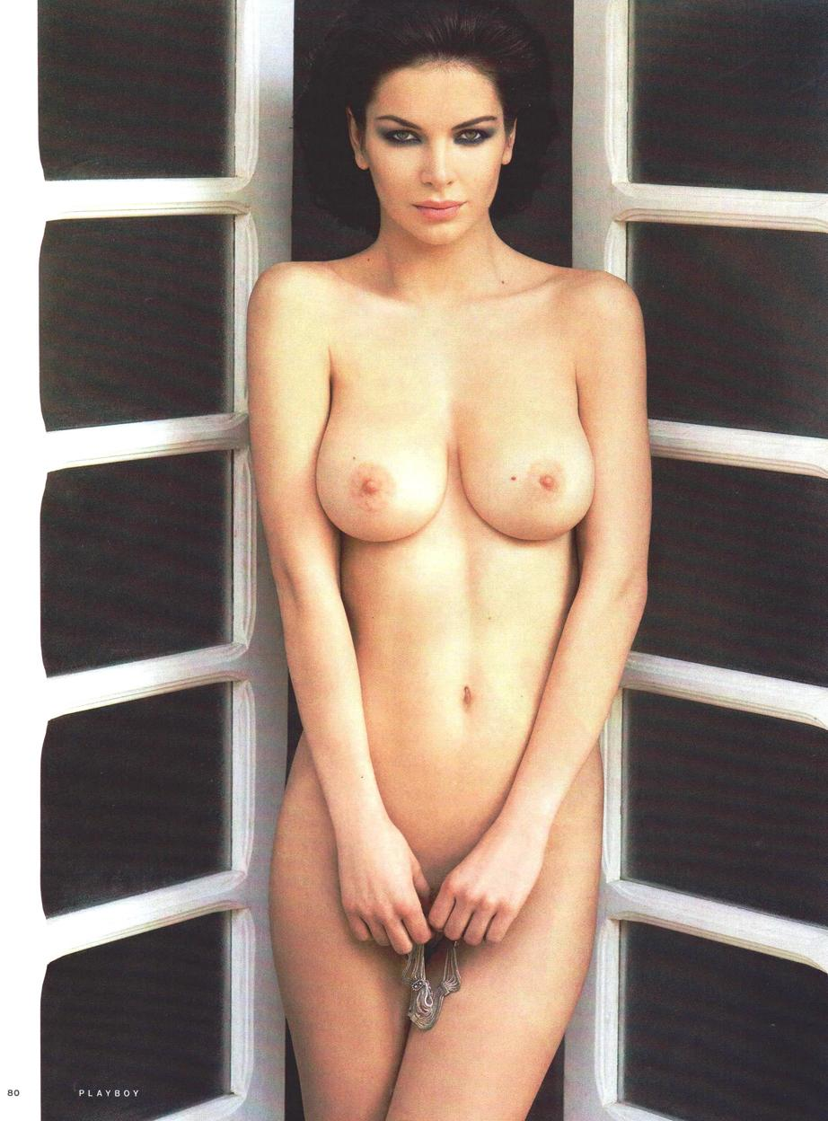 Девушка месяца Кристина Антоненко - Playboy Украина, май 2013