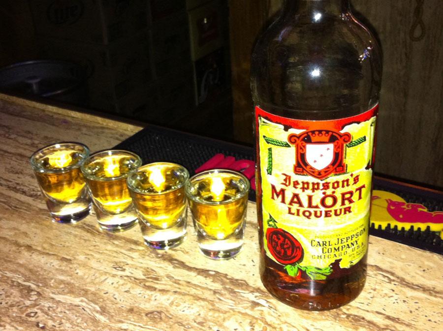 Мольорт - Самые странные алкогольные напитки нашего времени