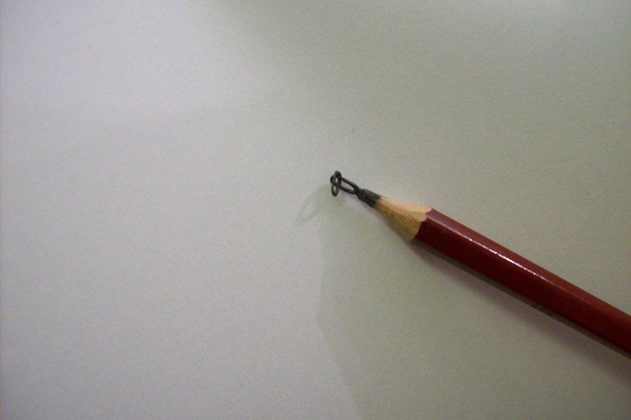Pencil Carving