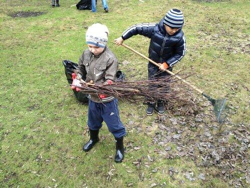 волонтёры Даниловцы в Кунцево