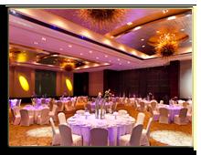 Малайзия. The Westin Kuala Lumpur. Grand Ballroom - Dinner Set Up