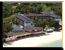 Сейшелы. Coral Strand Smart Choice Hotel