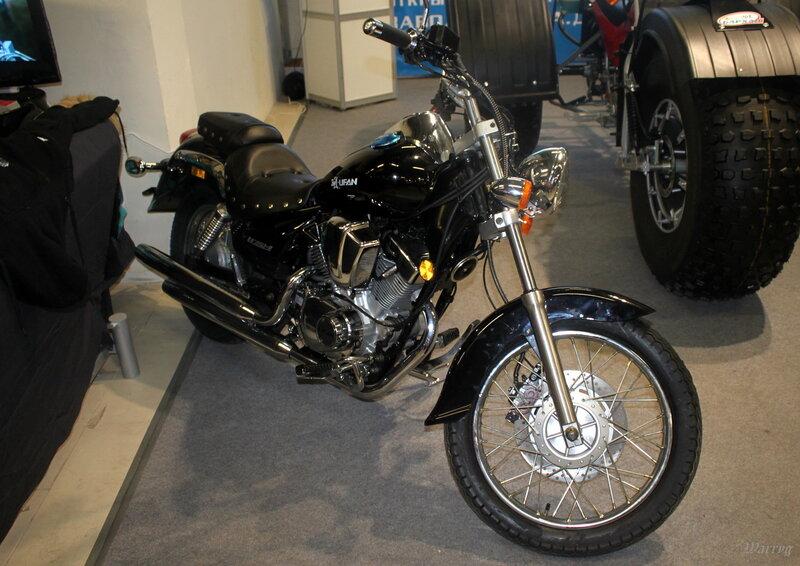 Мотоцикл ЗиД-Lifan LF250-B