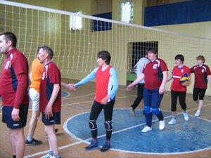 соревнования по волейболу в 2013 году