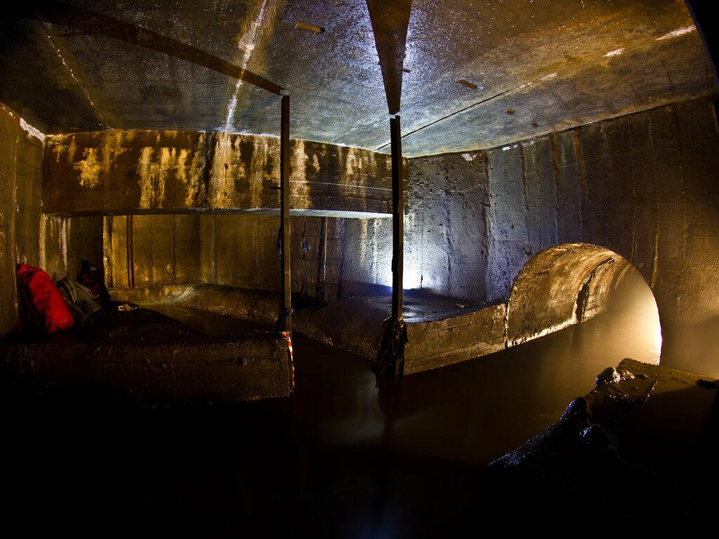 О существовании этой подземной