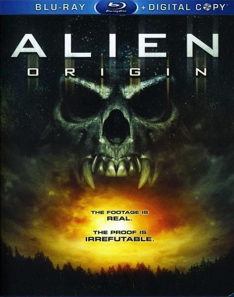 Происхождение чужих / Alien Origin (2012) HDRip