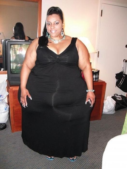 фото больших толстых женщин