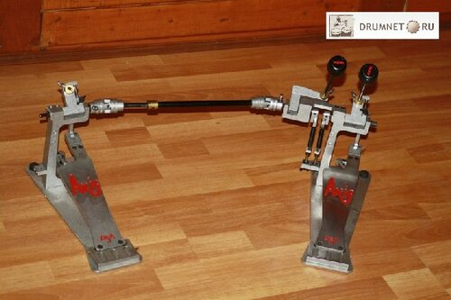 ������ ������ ������ AXIS A Double Pedal