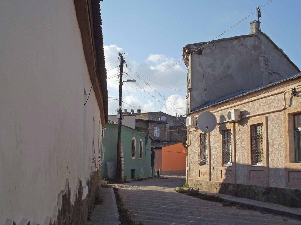 Евпатория, Крым, города Украины