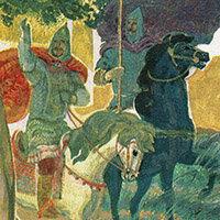 Иван Бруни, Пушкин, Сказка о мертвой царевне и о семи богатырях