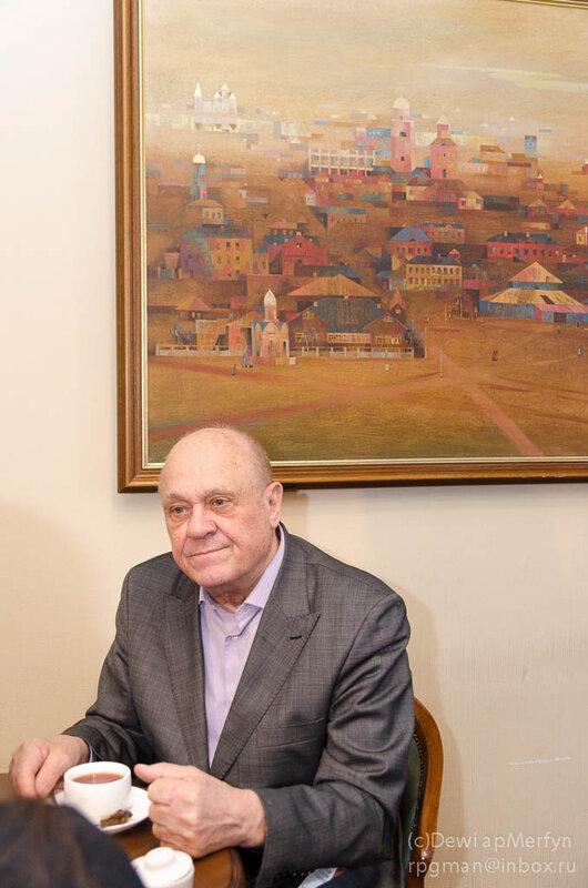Владимир Меньшов в уездном городе Челябинске